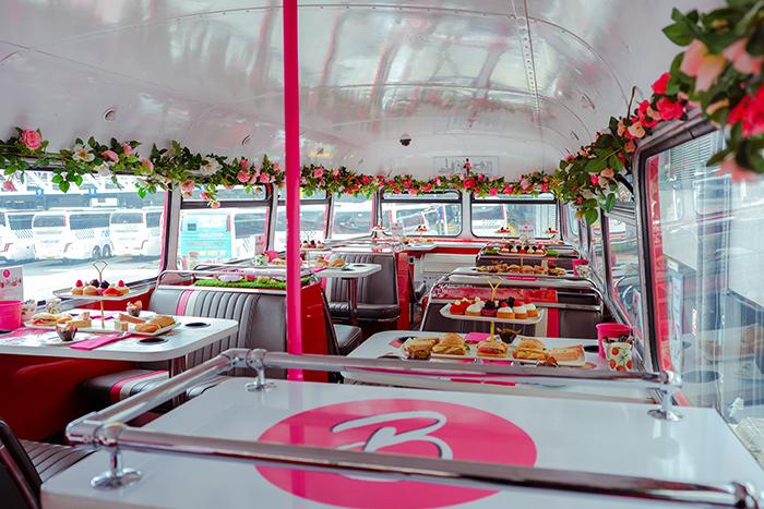Bus itinerante di Brigit's bakery