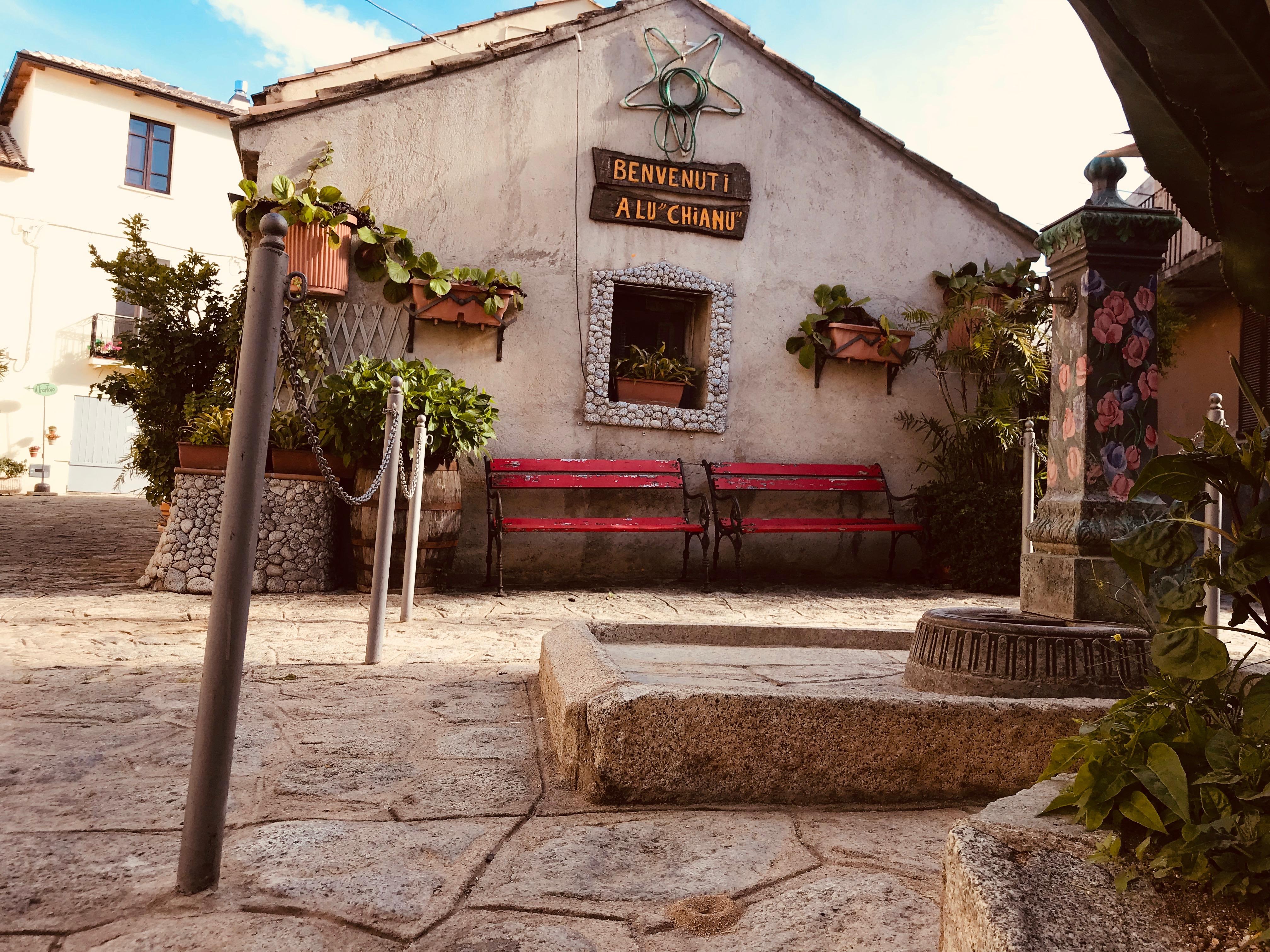 Centro storico Soverato Borgo u Chianu