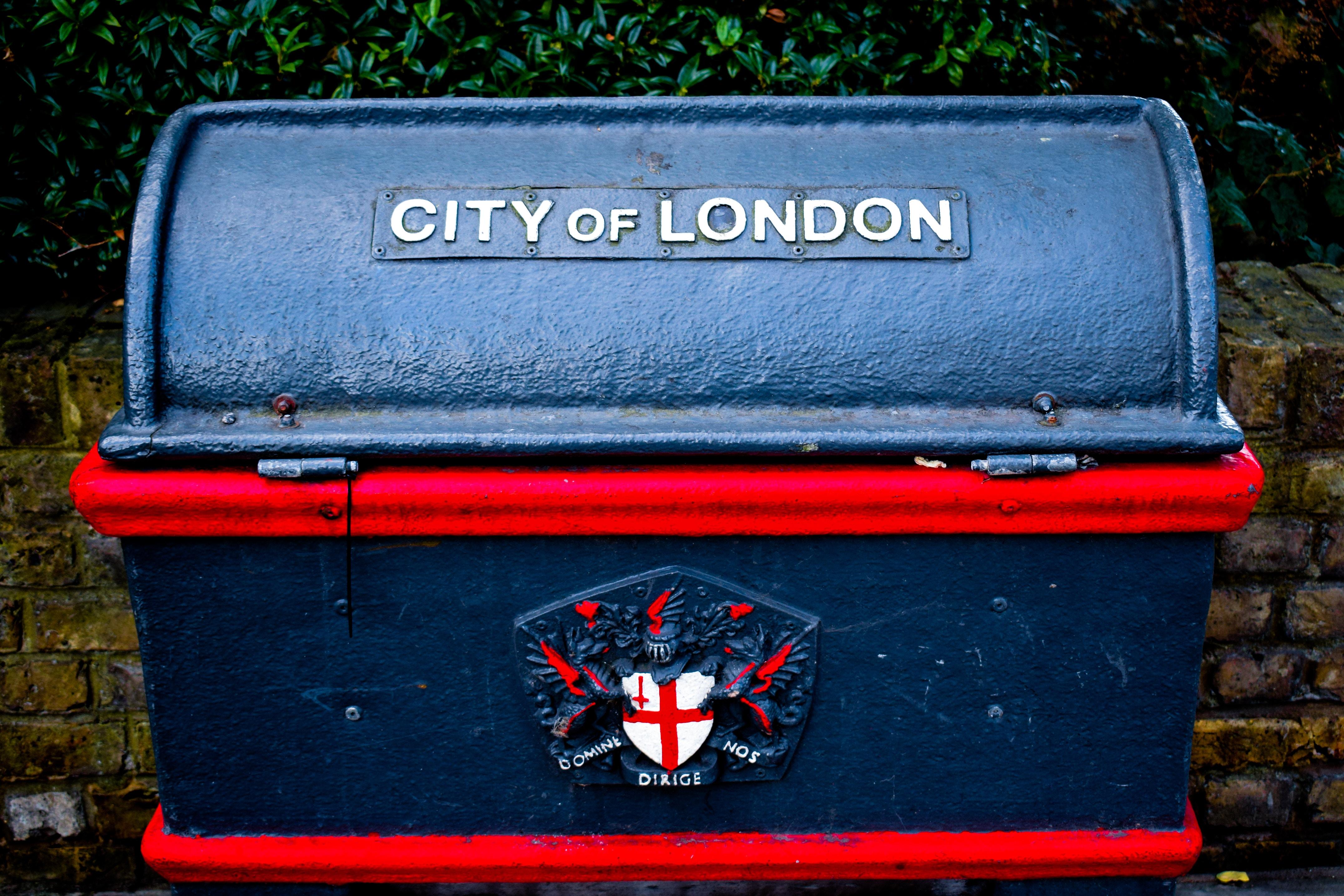 Cassetta della posta di Londra