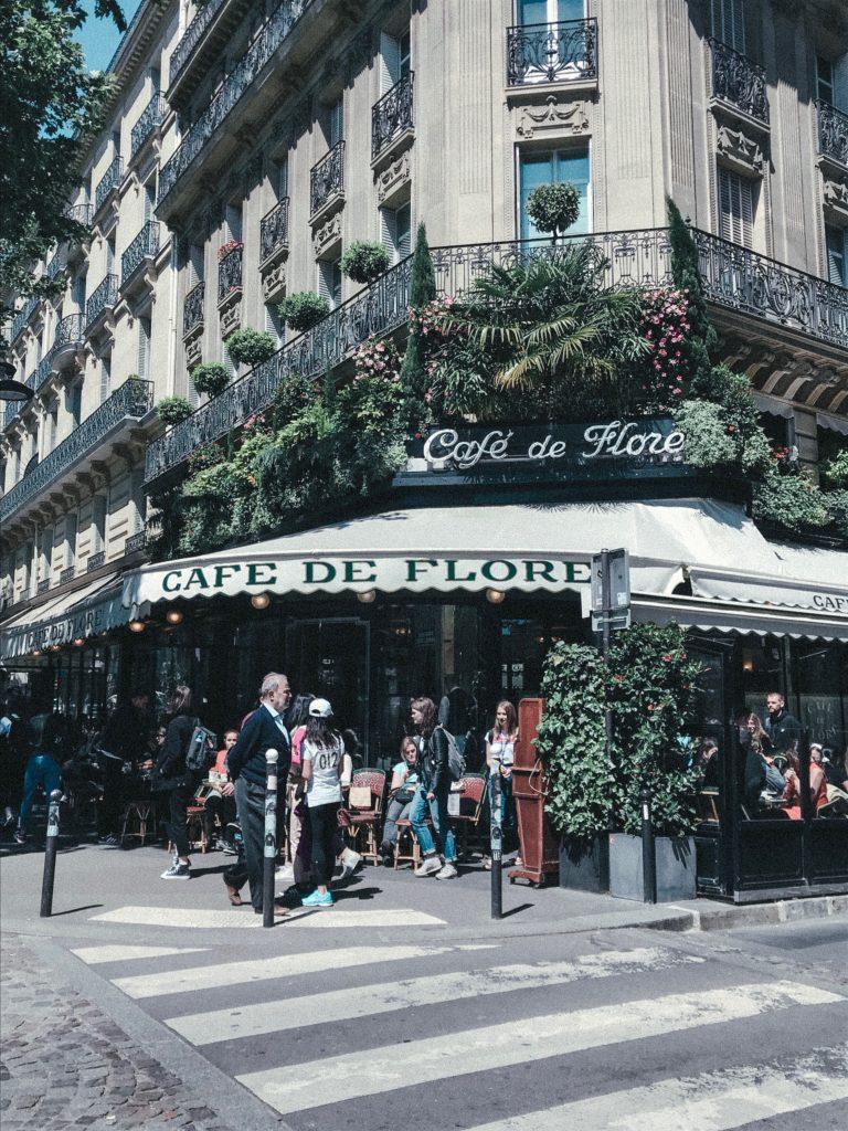 Compleanno a Parigi