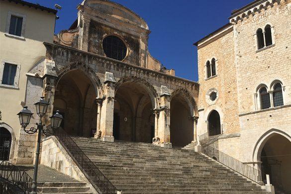 La Cattedrale del Borgo di Priverno