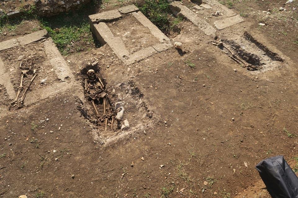 scavi archeologici Priverno