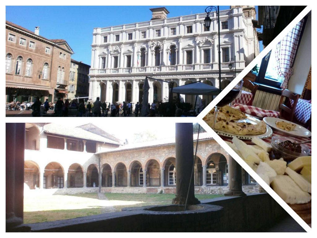 free walking tour Bergamo alta 4