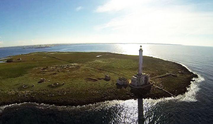 l'Isola di Sant'Andrea