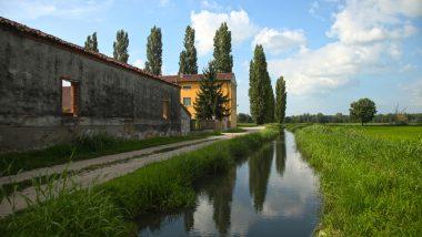La Tenuta San Marzano Mercurina, sede della Fondazione Darefrutto