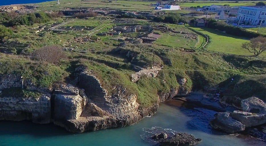 Area archeologica di Roca Vecchia