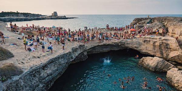 Grotte della Poesia minacciate dal turismo